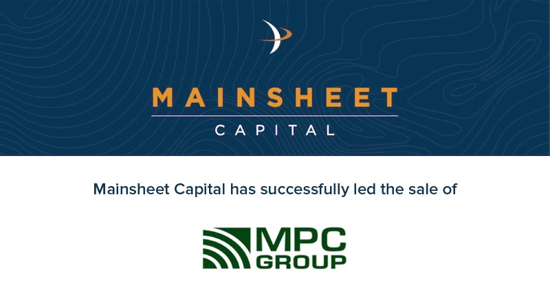 Mainsheet successfully leads the sale of MPC Group