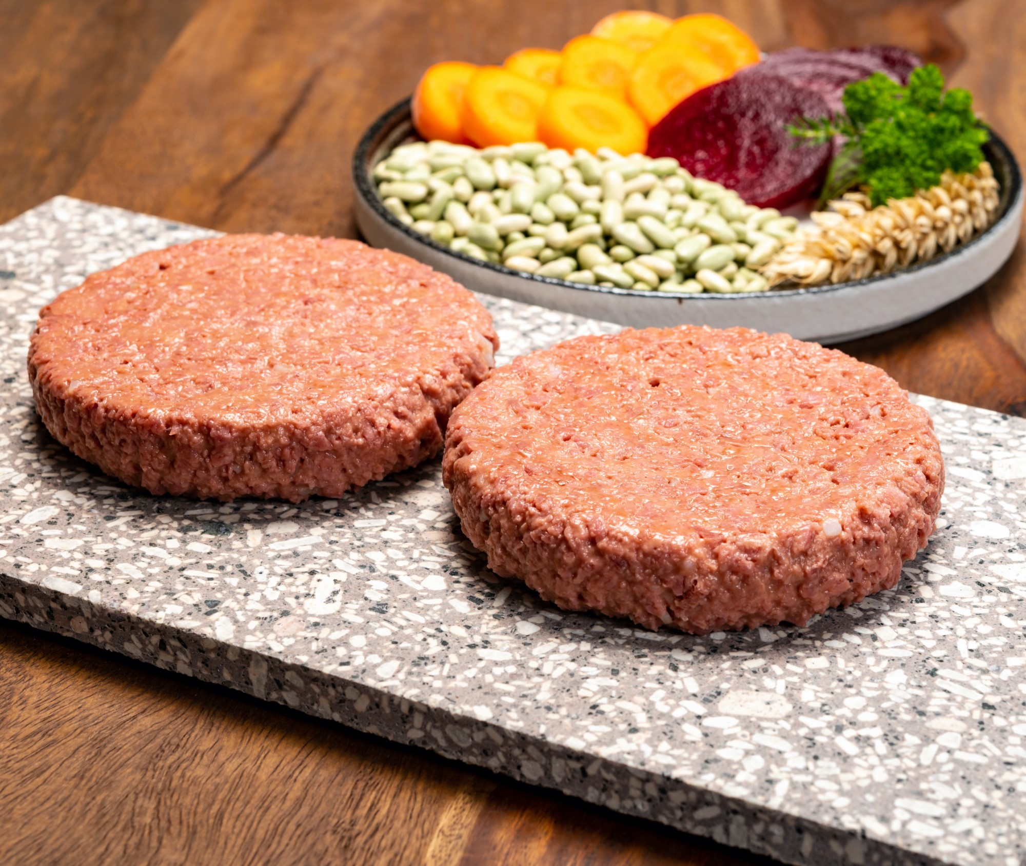 Plant-Based Meat Substitutes on a Growth Trajectory