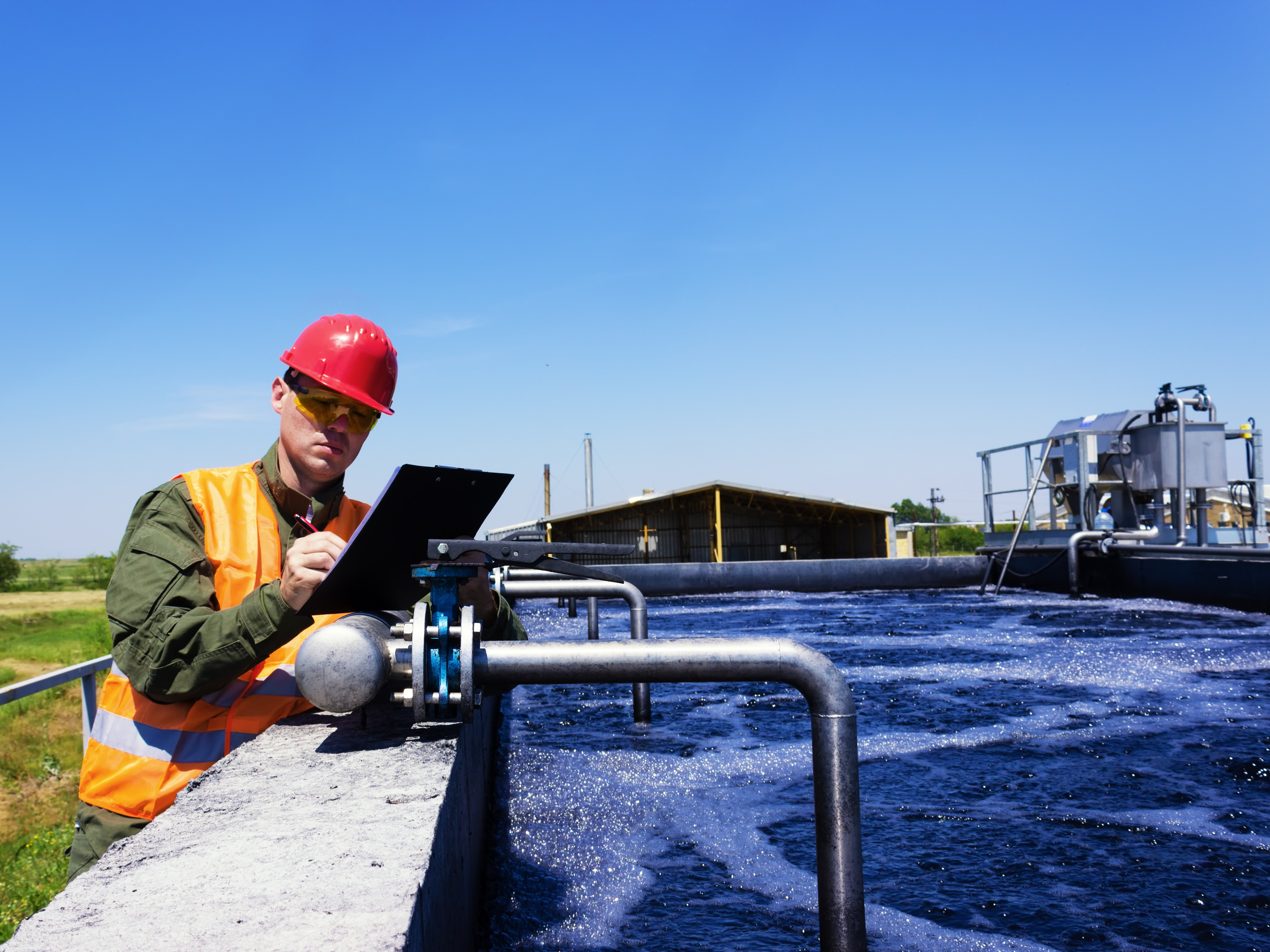 Data-Driven Decision Making in the Water Sector