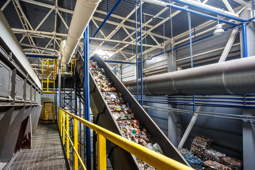 Waste Management and Recycling Changes and Opportunities